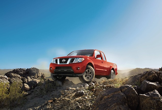 2017 Nissan Armada Configurations >> 2017 Nissan Frontier Pick-up Pricing and Press Kit