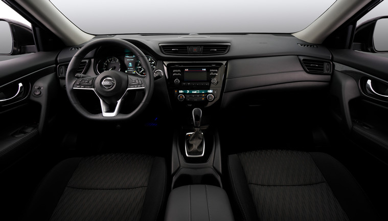2016 la auto show 2017 nissan rogue one star wars limited edition revealed video. Black Bedroom Furniture Sets. Home Design Ideas