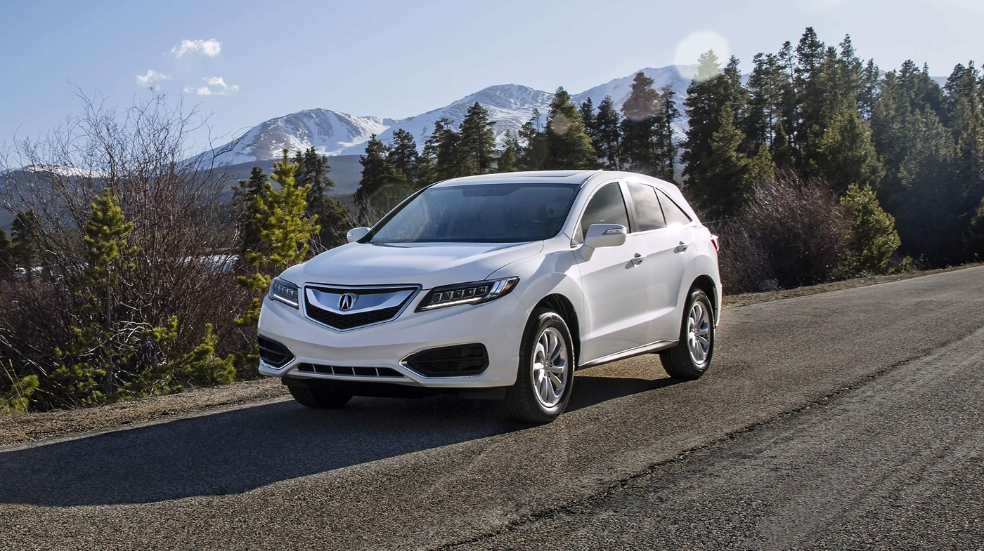 drive of first expert review rdx acura