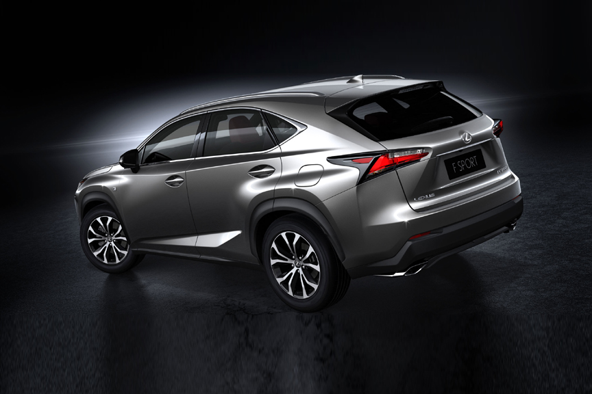 2016 lexus nx 200t f sport with 2017 update review by carey russ. Black Bedroom Furniture Sets. Home Design Ideas