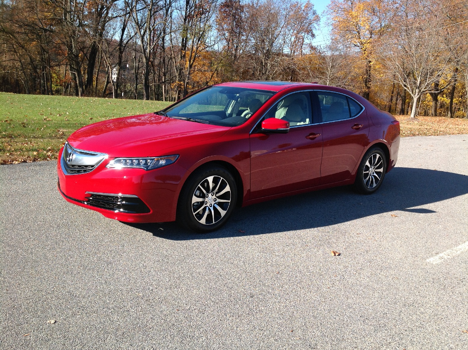 2017 acura tlx tech select to view enlarged photo