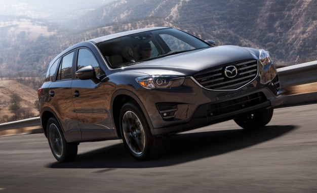 Heels On Wheels 2016 Mazda Cx 5 Review