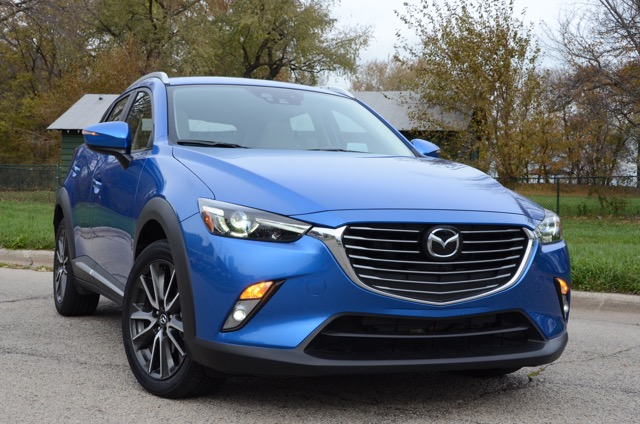 2017 mazda cx 3 review by larry nutson. Black Bedroom Furniture Sets. Home Design Ideas
