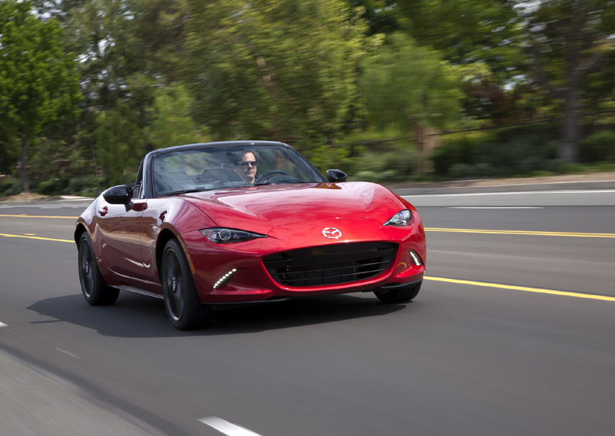 2017 mazda mx 5 miata grand touring review by carey russ video. Black Bedroom Furniture Sets. Home Design Ideas