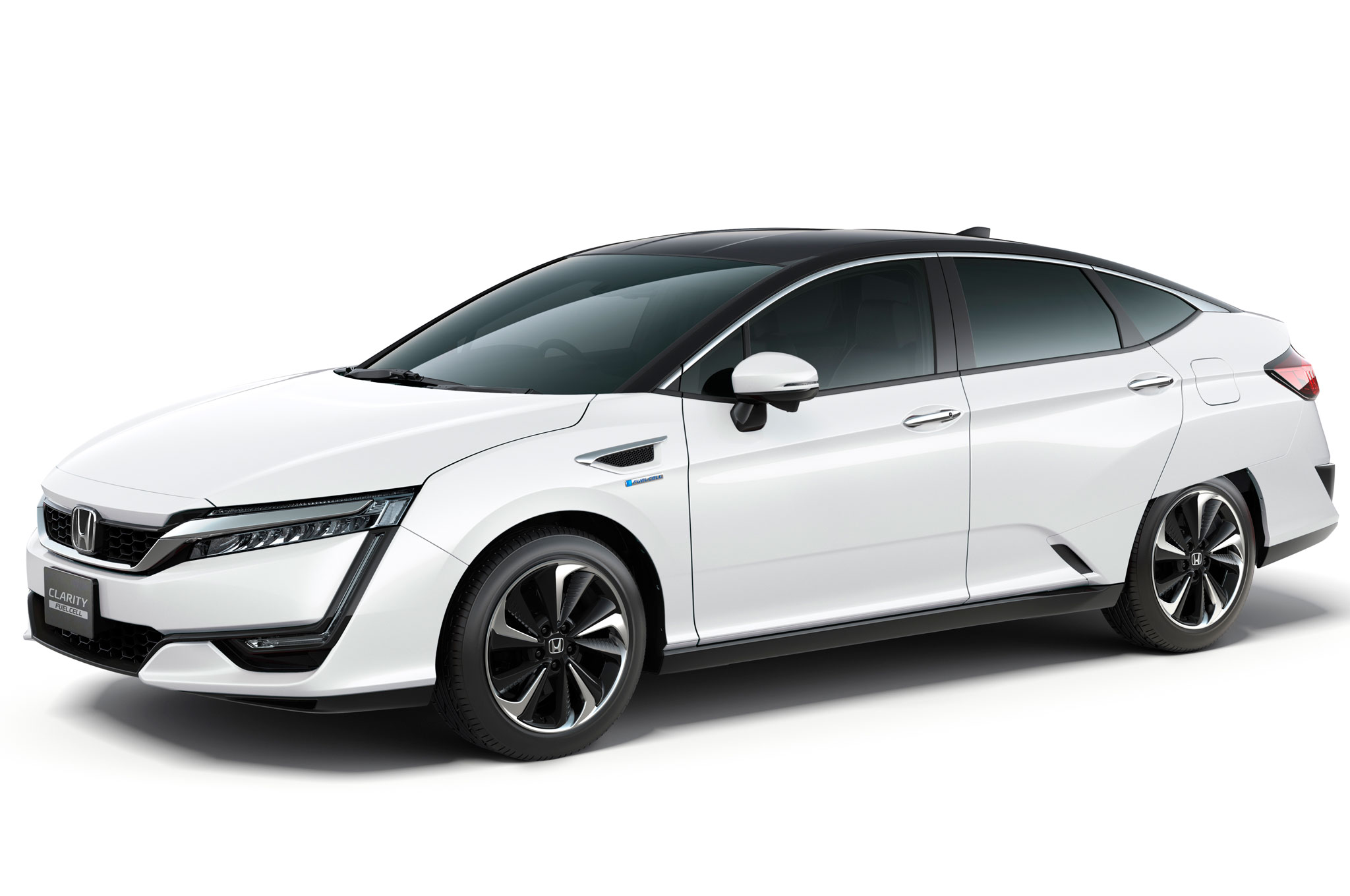 2017 honda fuel cell electric vehicles hit the southern california roads spewing water vapor as. Black Bedroom Furniture Sets. Home Design Ideas