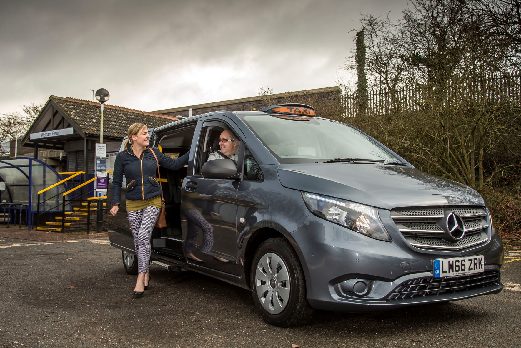 News from s b commercials all new mercedes benz vito for New mercedes benz commercial