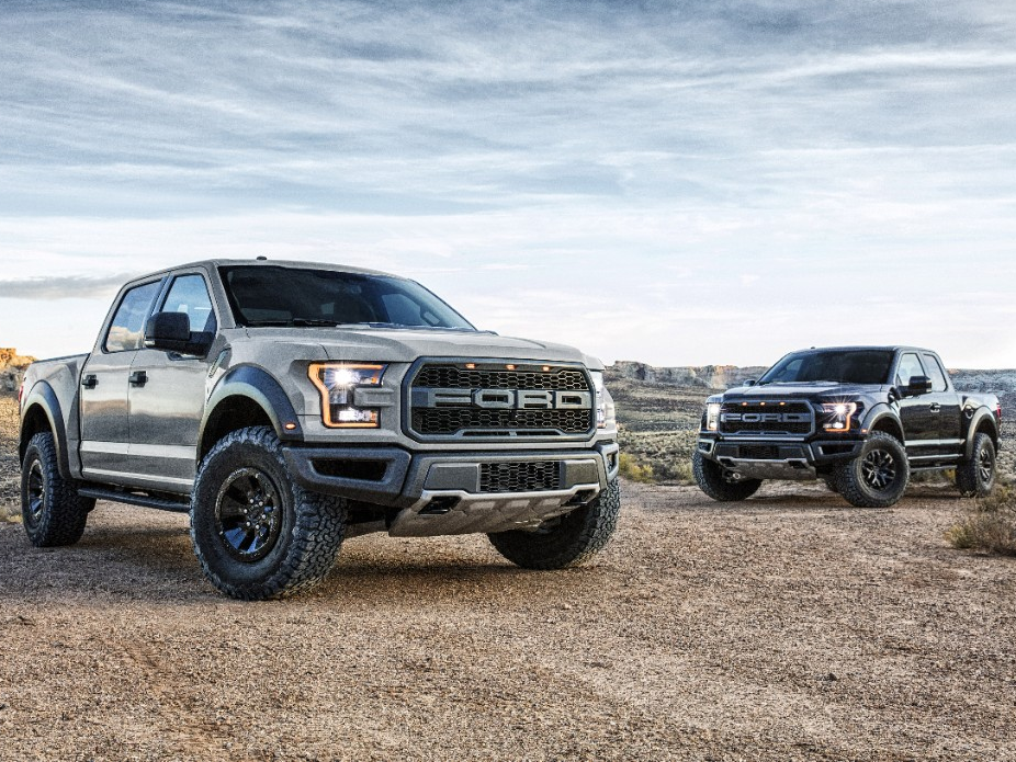 Ford To Auction One-of-One F-150 Raptor at Barrett-Jackson Scottsdale ...