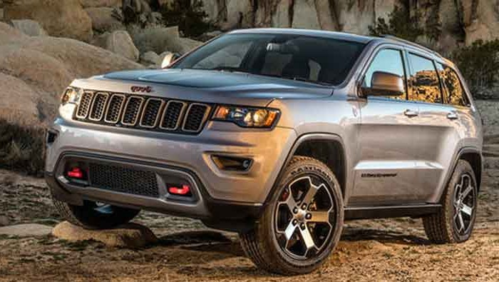 2017 jeep grand cherokee trailhawk suv of the year. Black Bedroom Furniture Sets. Home Design Ideas