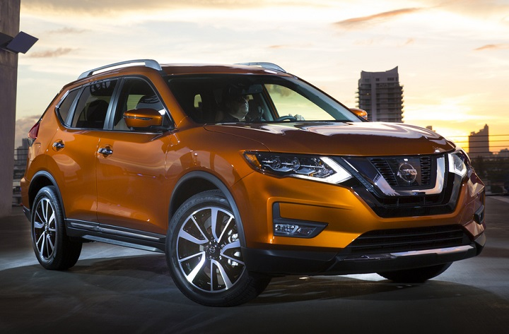 2017 nissan rogue hybrid prices specs and options close up. Black Bedroom Furniture Sets. Home Design Ideas