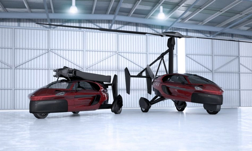 Discount Car Parts >> The First Flying Car Company to Start Selling its ...