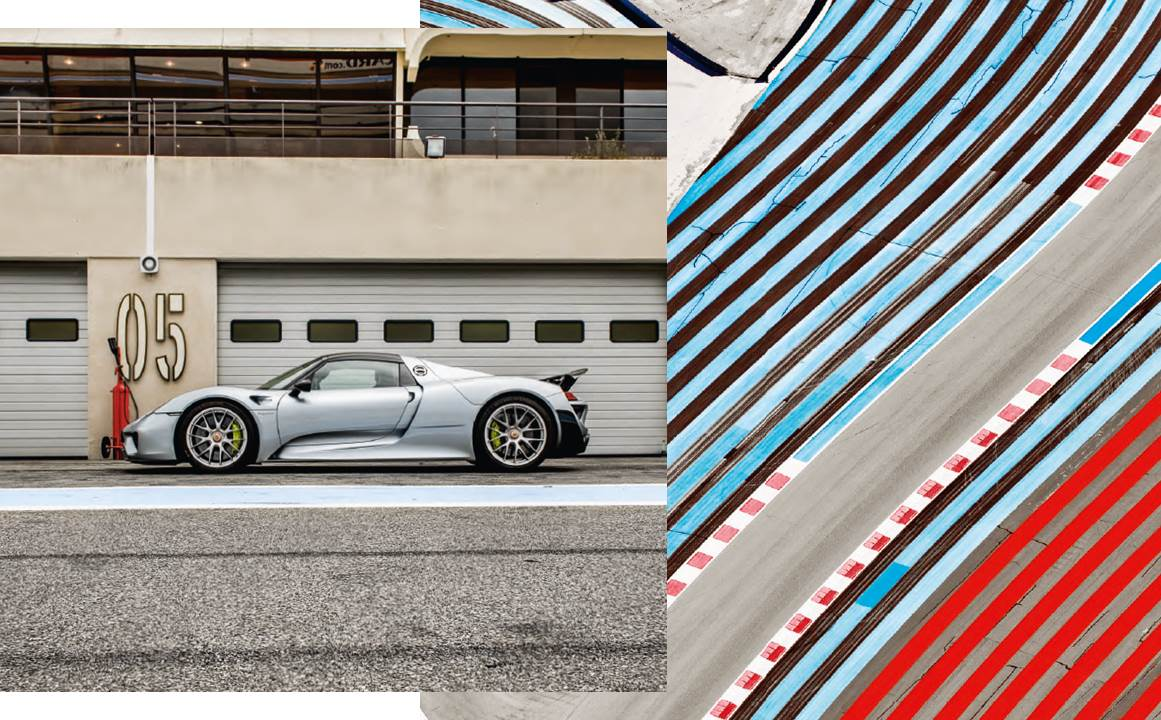 re a thrilling tale of the porsche 918 spyder