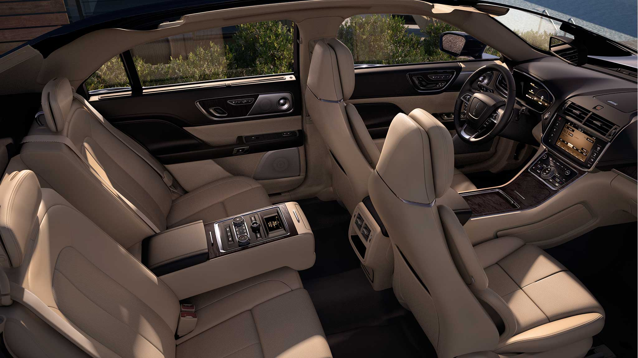 Autotrader Names Best Car Interiors Under Lg on 2015 lincoln mkx suv