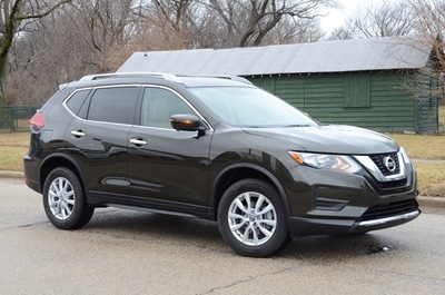 Used 2014 Nissan Rogue Suv Rating Details Edmunds Autos Post