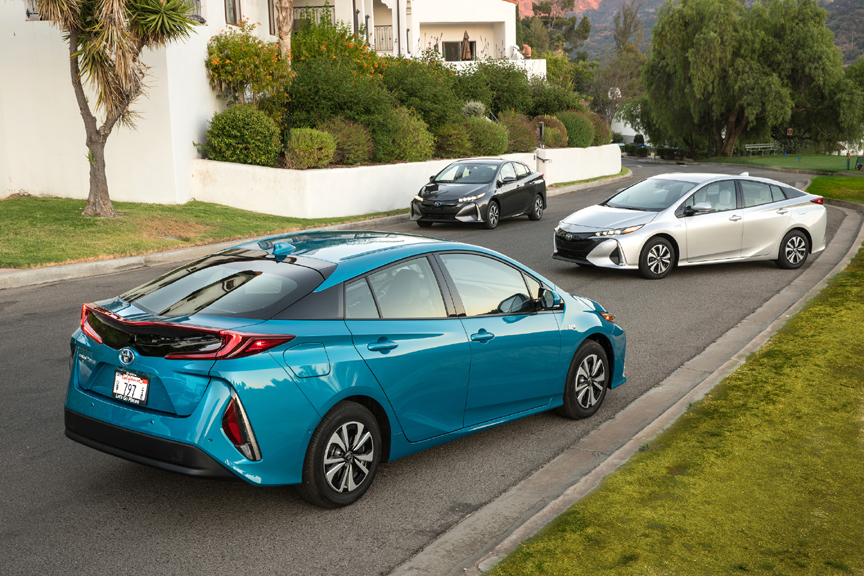 2017 Toyota Prius Prime Advanced Review By Carey Russ Video
