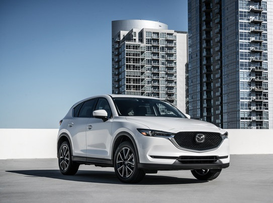 2017 mazda cx 5 priced from msrp of 24 045