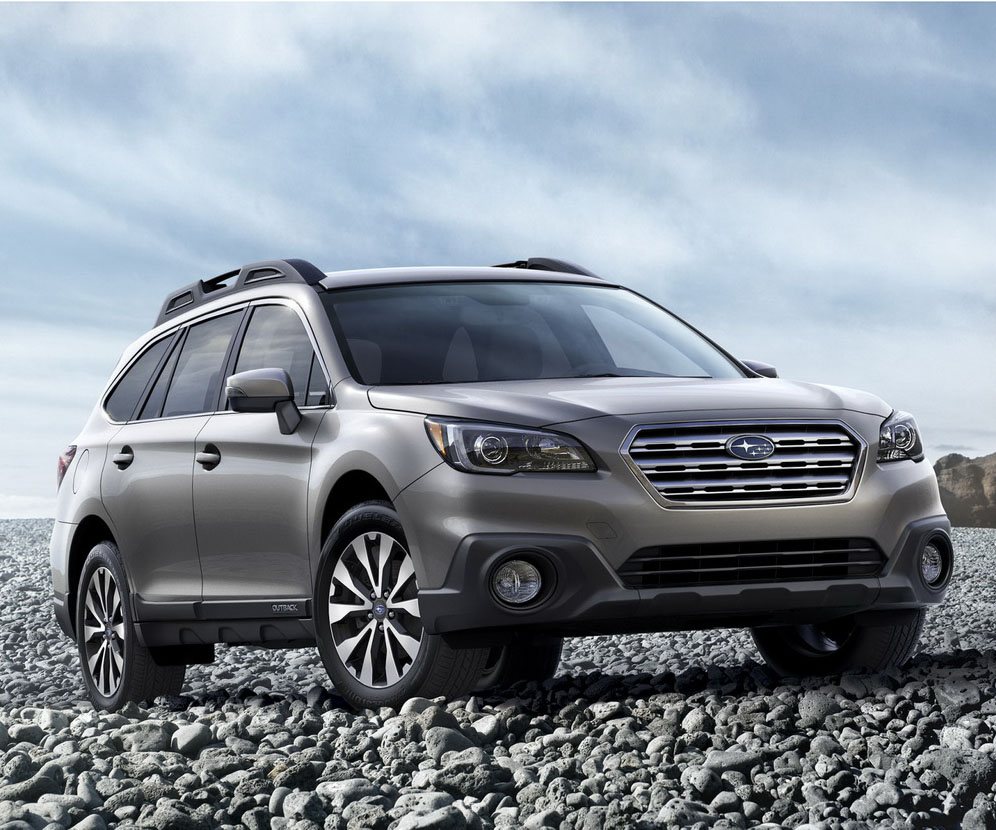 2017 subaru outback named one of the best cars for families. Black Bedroom Furniture Sets. Home Design Ideas
