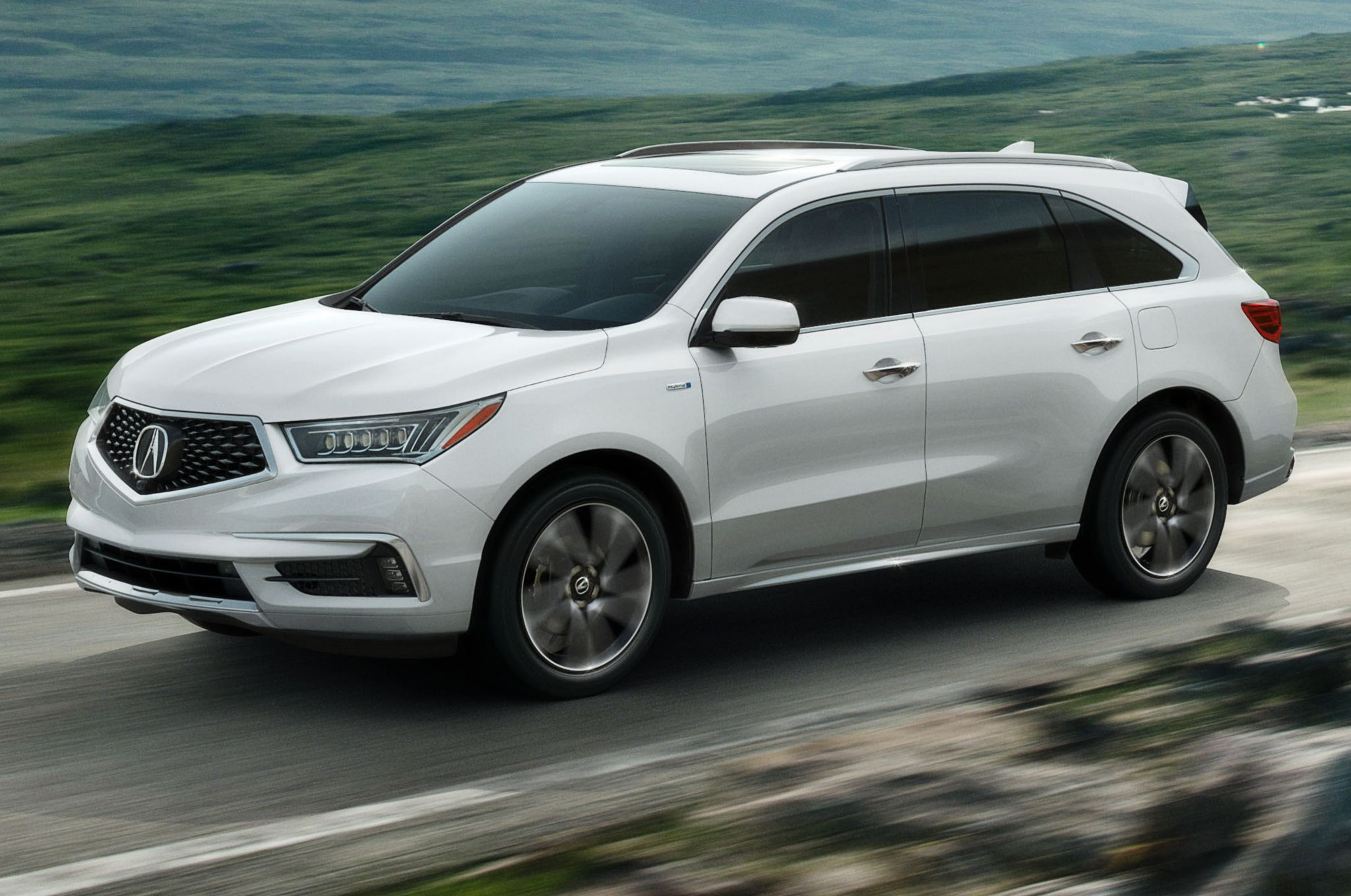 2017 acura mdx sport hybrid suv. Black Bedroom Furniture Sets. Home Design Ideas