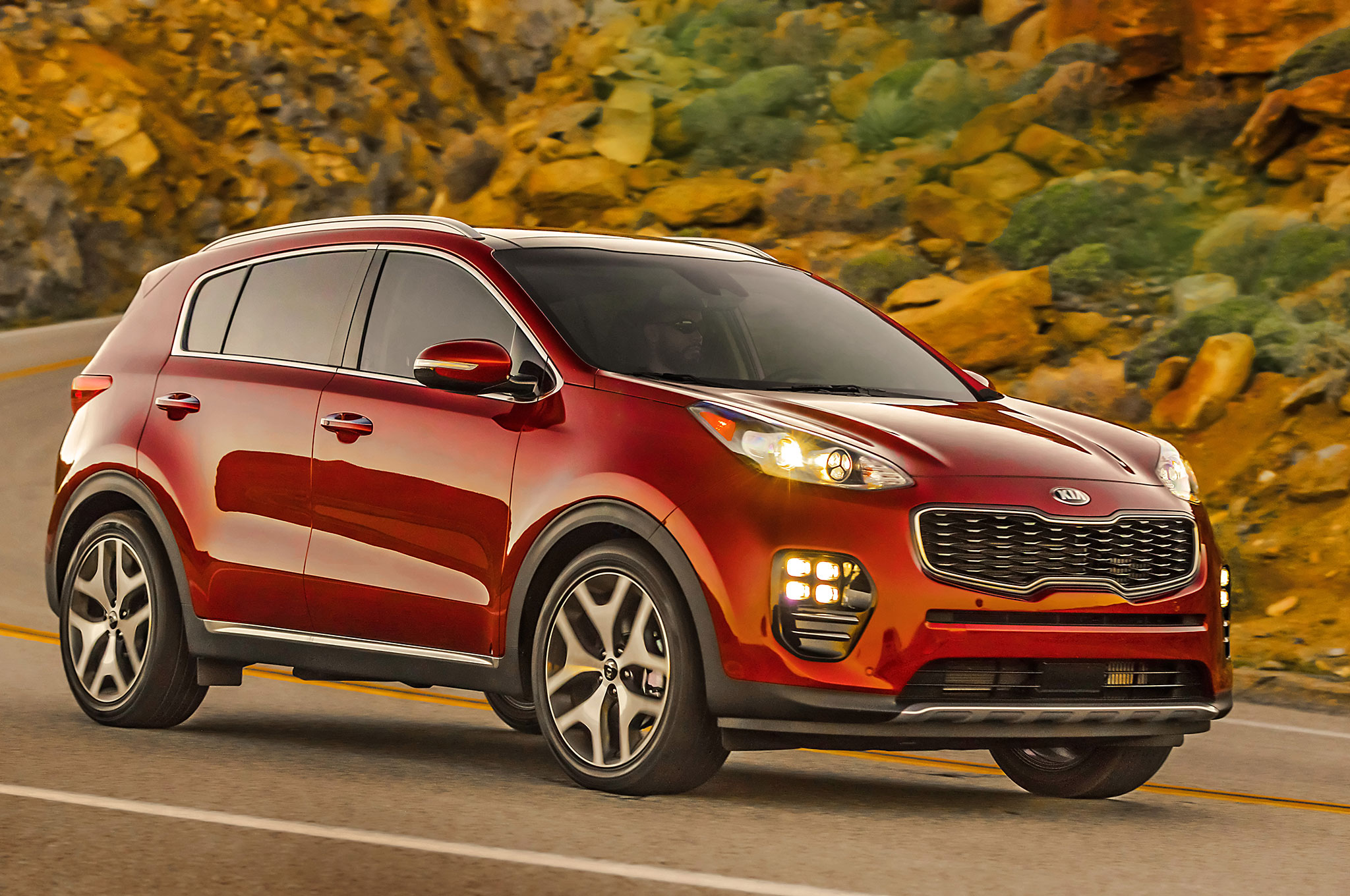 2017 kia sportage named a must test drive vehicle. Black Bedroom Furniture Sets. Home Design Ideas