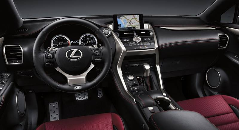 2017 Lexus Nx 200t Select To View Enlarged Photo