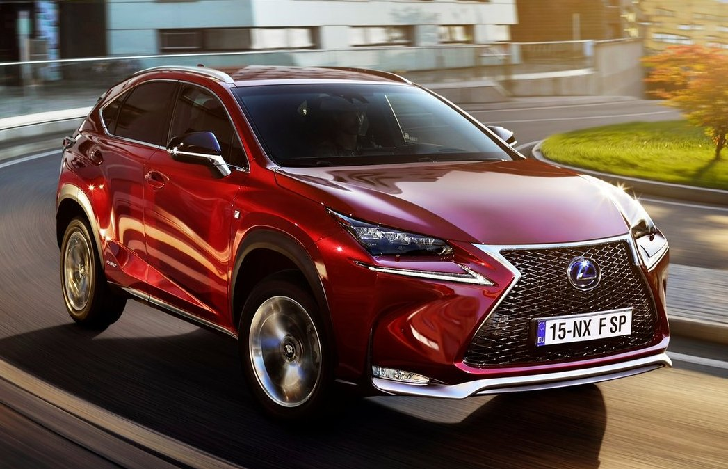 Honda Discount Parts 2017 Lexus NX 200T Review By Steve Purdy