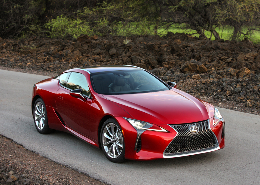 2018 Lexus Lc 500 It S A New Era Of Lexus Performance