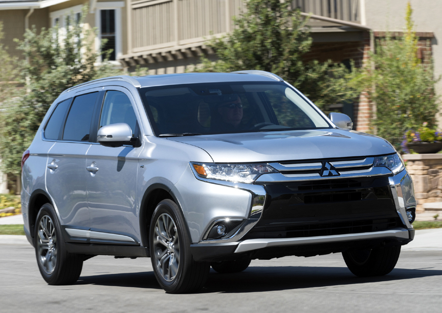 2017 mitsubishi outlander 3 0 gt s awc review by carey. Black Bedroom Furniture Sets. Home Design Ideas