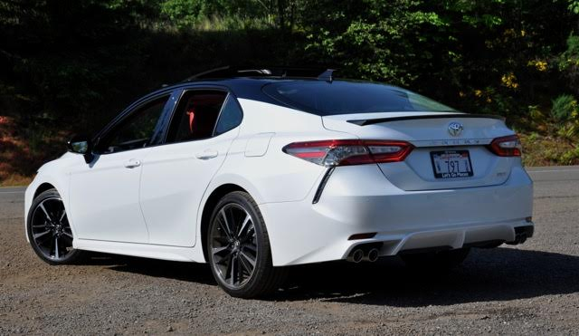 Car Review: 2018 Toyota Camry Preview - Next Gen Of ...