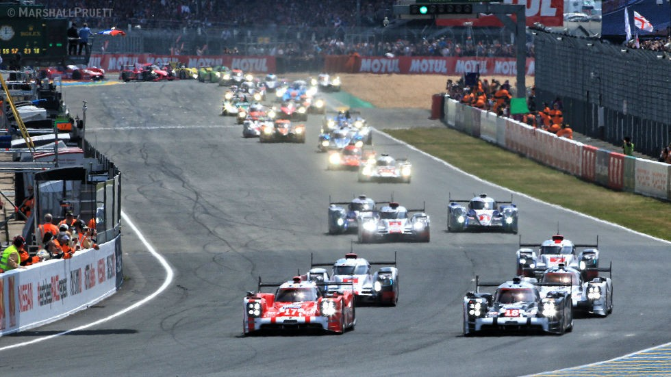 What cars are the race drivers of the 24 hours of lemans - Mobilier de france le mans ...