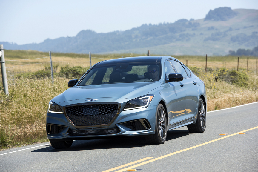 Cars That Compare To The Hyundai Genesis G Sport