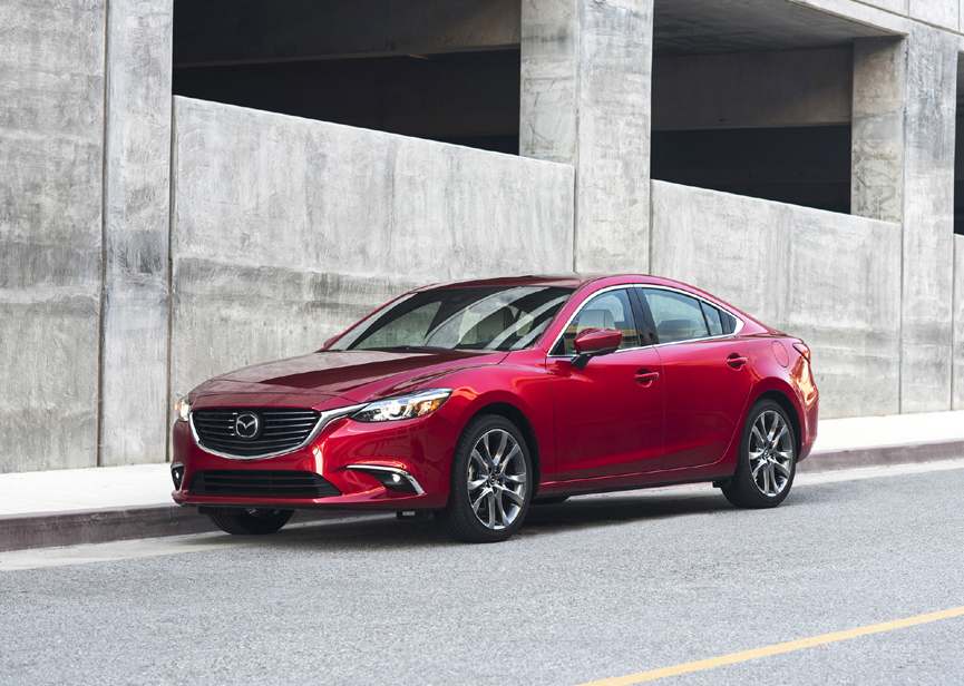 2017 Mazda6 Grand Touring Review By Carey Russ Video