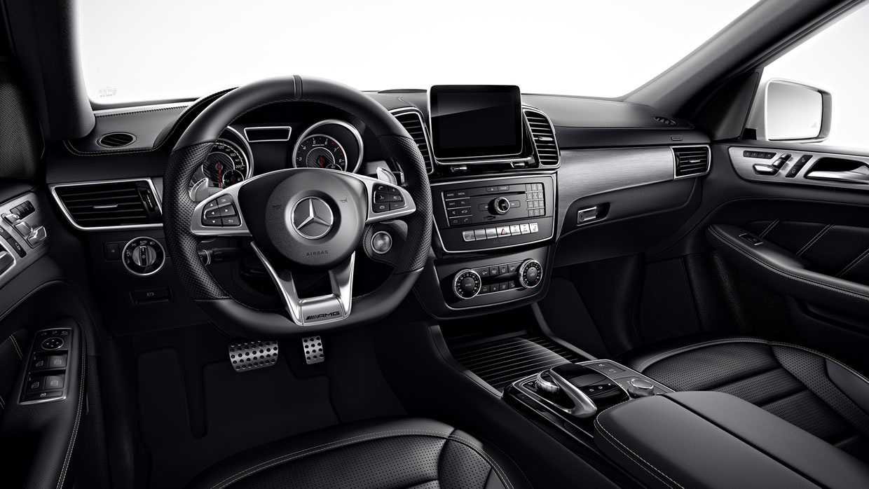2017 Car Review - 2017 Mercedes-Benz AMG GLE 43 4MATIC SUV ...