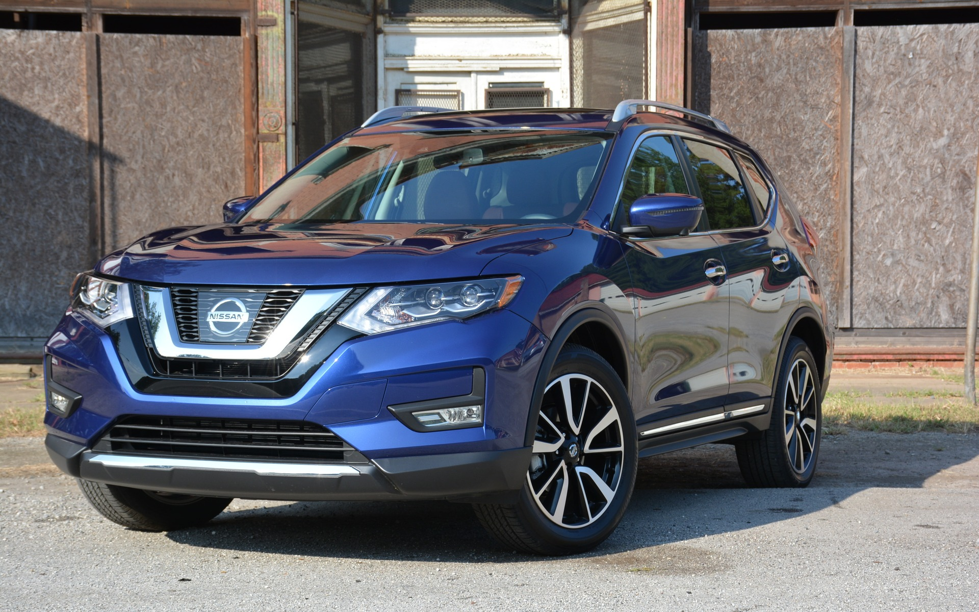 Nissan Rogue Review Car And Driver