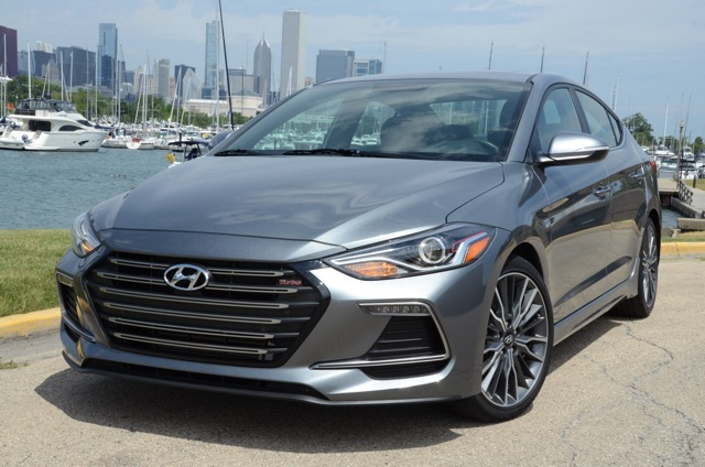 2017 hyundai elantra sport a new pocket rocket review by larry nutson. Black Bedroom Furniture Sets. Home Design Ideas
