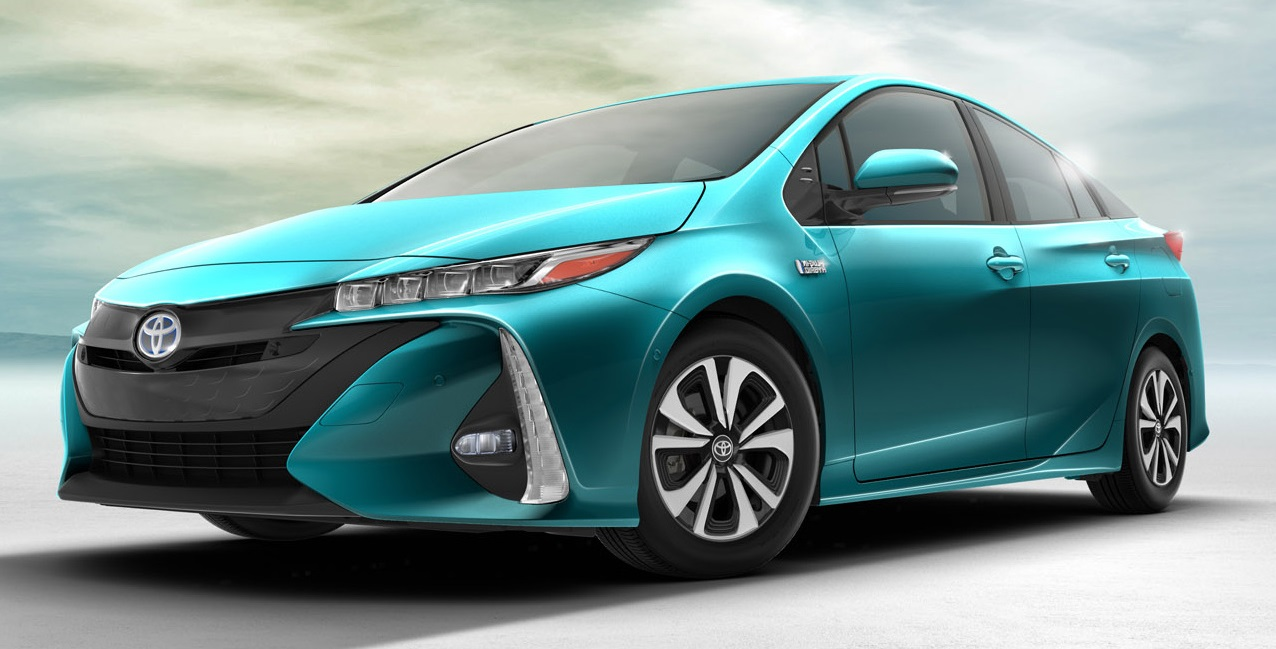 2017 toyota prius prime plus plug in hybrid review by john. Black Bedroom Furniture Sets. Home Design Ideas