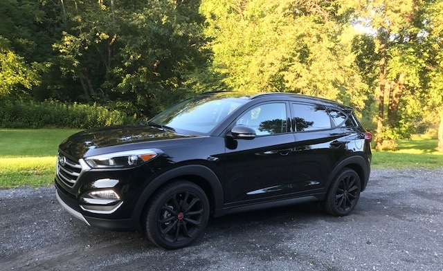 2017 Hyundai Tucson Night Awd Review By John Heilig