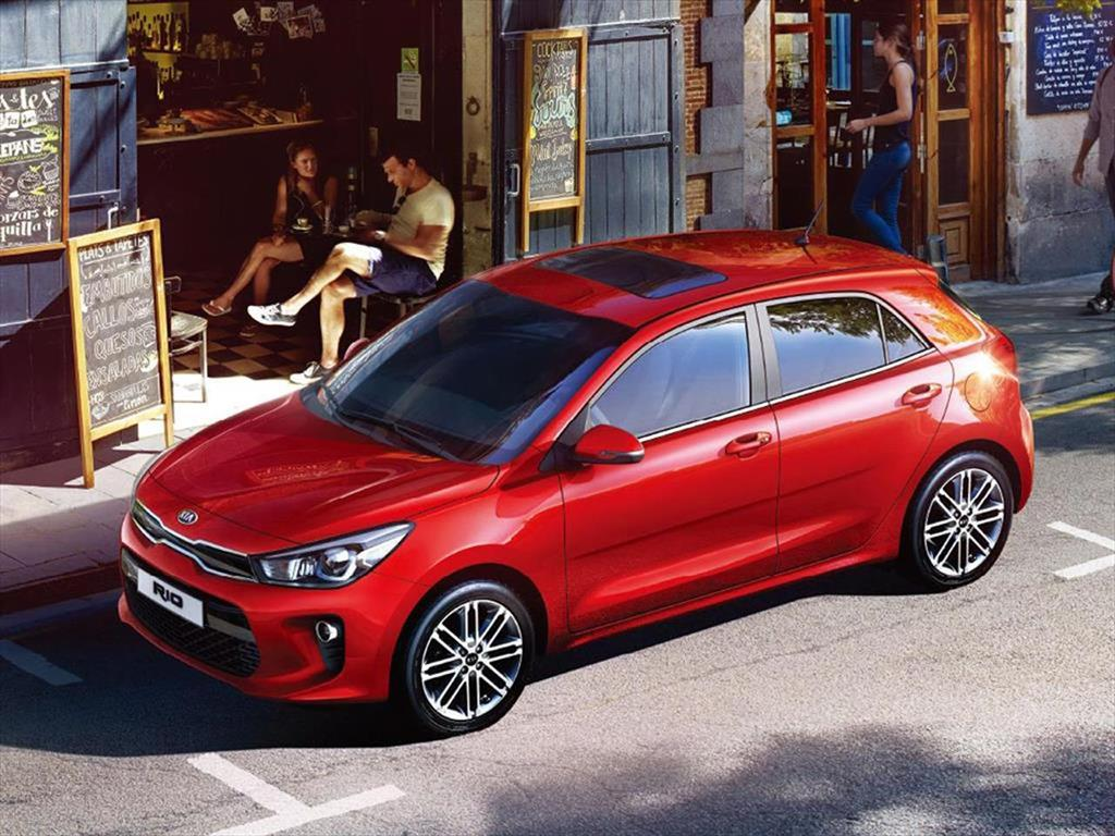 Car Dealerships Mississauga >> Kia Canada announces pricing for all-new 2018 Kia Rio 5-Door