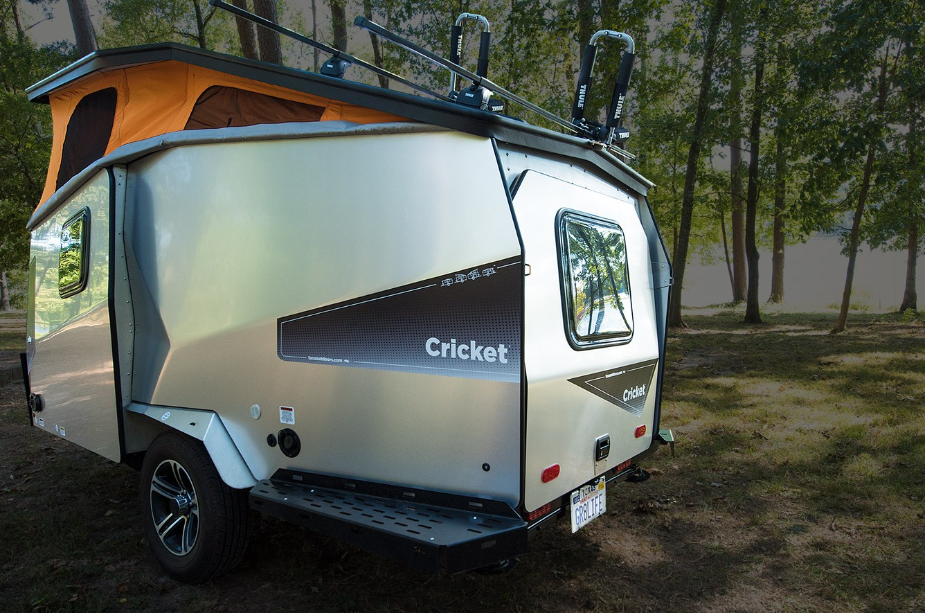 Taxa Outdoors To Introduce 18 Ft Camper Trailer At Elkhart