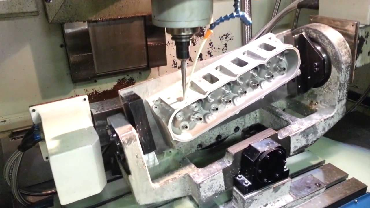 Proprietary Cnc Porting Technology Increases Hp Gen 5 Lt1 And Lt4 Engines