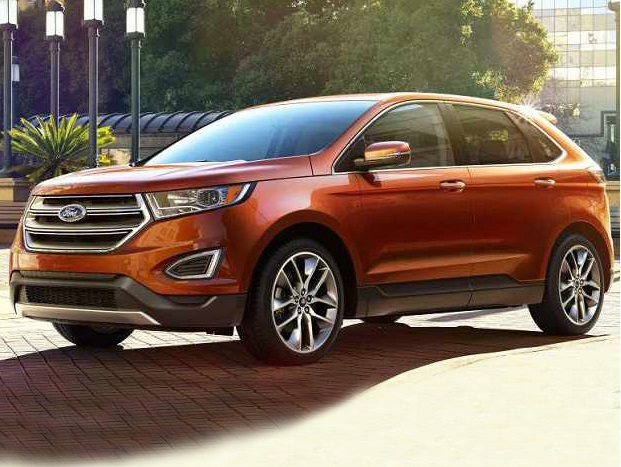 Heels On Wheels 2017 Ford Edge Review