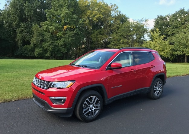 go in snow 2017 jeep compass latitude 4x4 review by john heilig. Black Bedroom Furniture Sets. Home Design Ideas