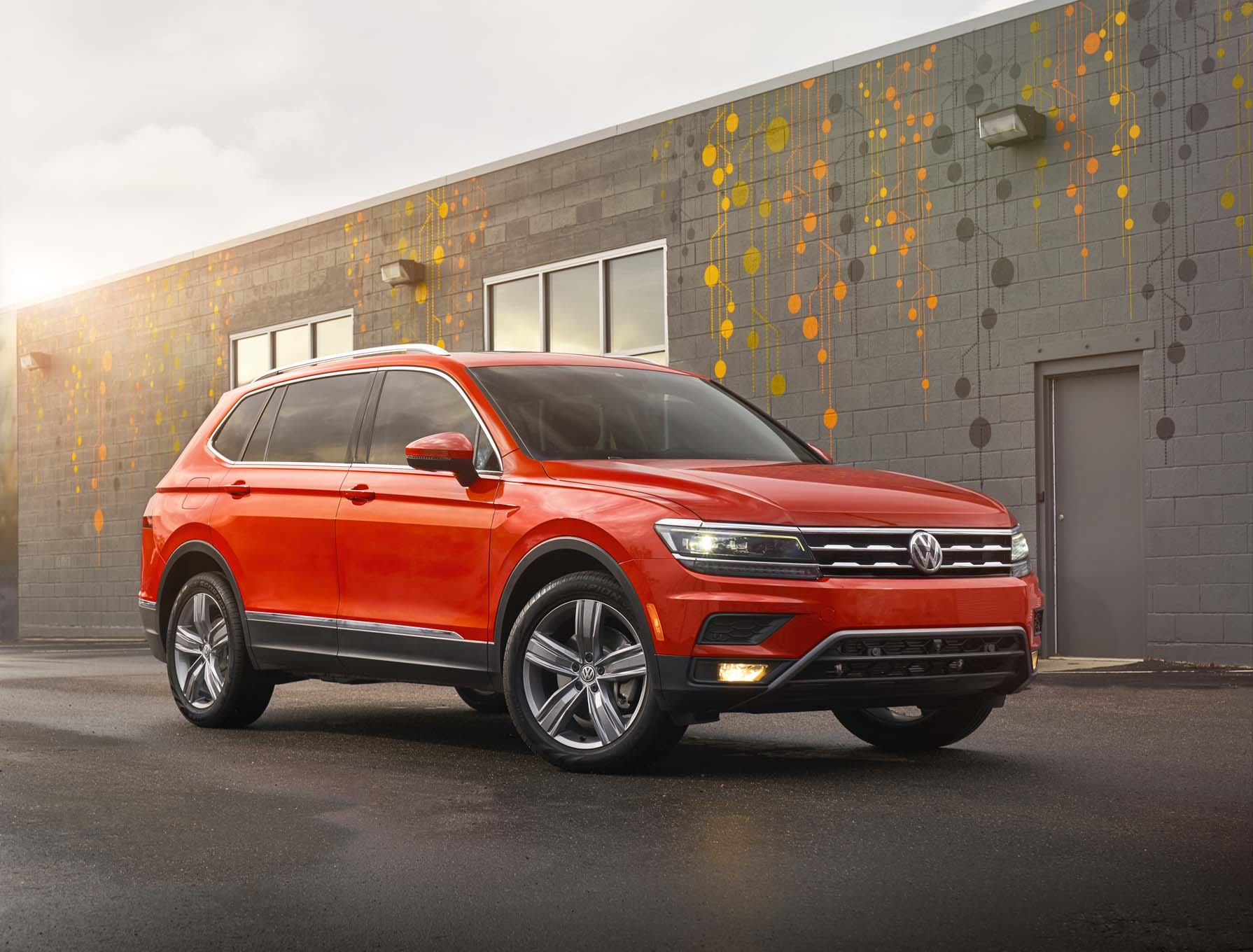 All New 2018 Volkswagen Tiguan 2.0T SEL Review By John Heilig
