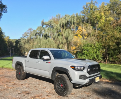 2017 toyota tacoma trd pro review by john heilig. Black Bedroom Furniture Sets. Home Design Ideas
