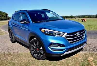 Tucson Used Cars >> 2018 Hyundai Tucson Night Edition Road Trip Review By ...