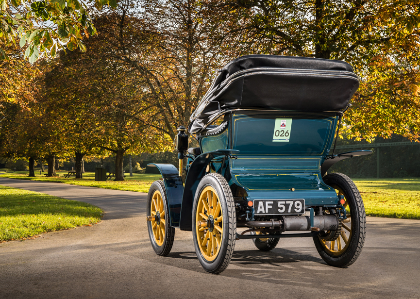 London Road Car Park Brighton >> UK's Oldest Fiat To Drive In London To Brighton Veteran ...