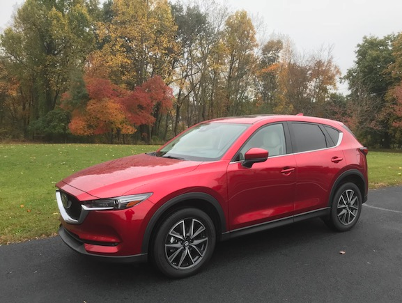 Mazda Cx Grand Touring Awd Review By John Lg on Fuel Tank Capacity Cx 9