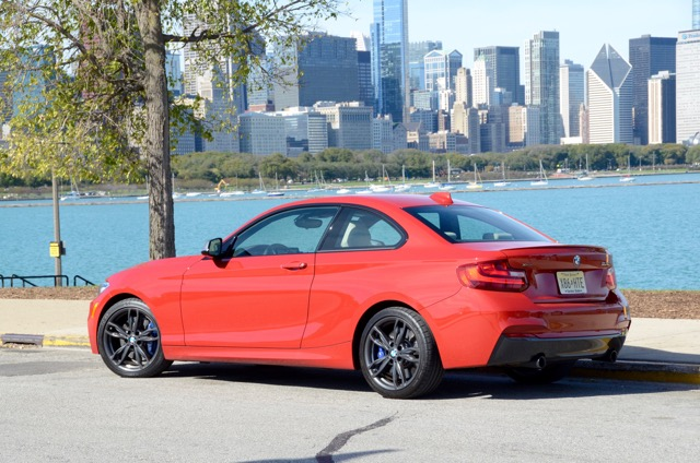 2017 bmw 2 series m240i xdrive coupe review by larry nutson - Bmw 2 series coupe xdrive ...
