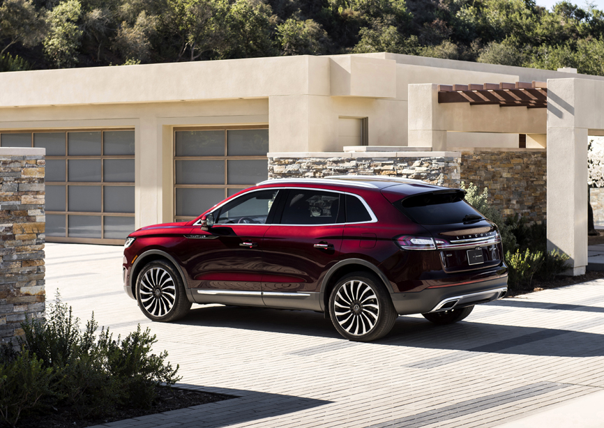 2017 Lincoln Mkc Select >> New Lincoln Nautilus Pairs Powerful Performance With Driver-Assist Technologies That Inspire ...