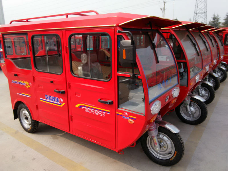 "Résultat de recherche d'images pour ""Tricycle, Atul Auto, Bajaj Auto, Mahindra and Mahindra, Piaggio, Qiangsheng Electric Tricycle"""