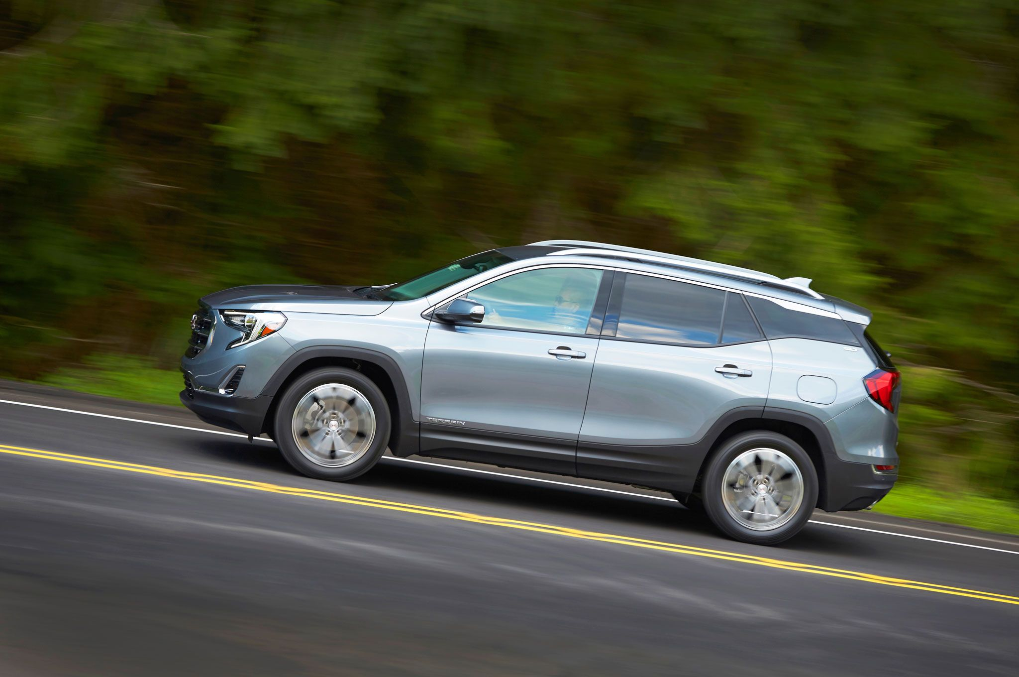 2018 gmc terrain slt review by thom cannell. Black Bedroom Furniture Sets. Home Design Ideas