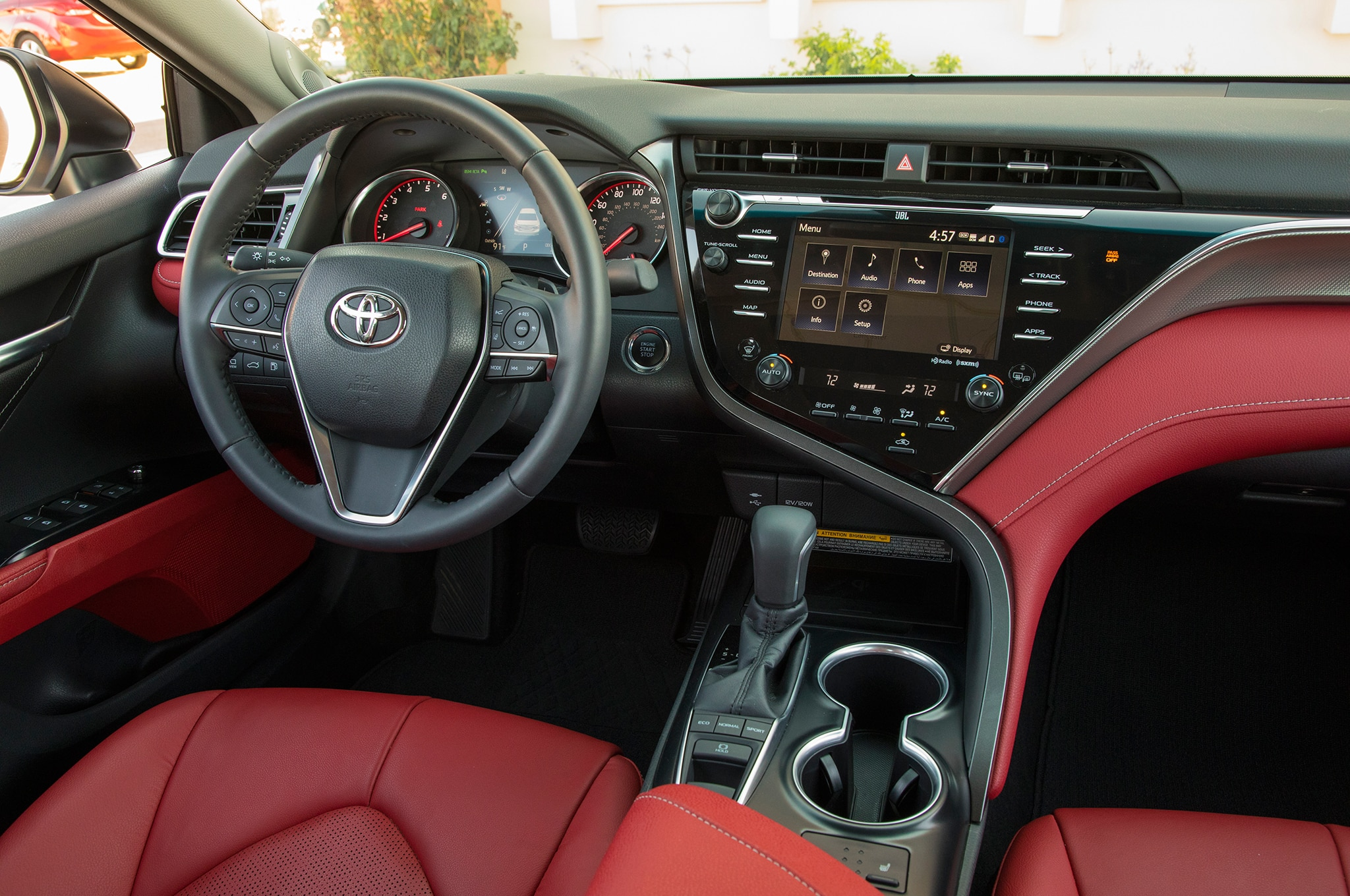 2018 Toyota Camry Review Camry Xle Sedan Review